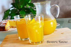 Limonada de mango