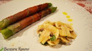 Salata de ciuperci champignon