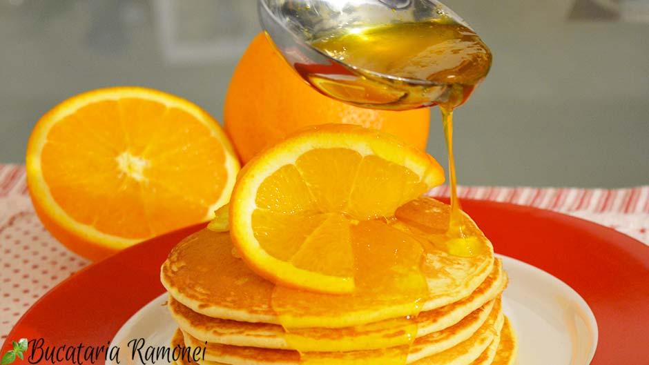 Sirop de portocale