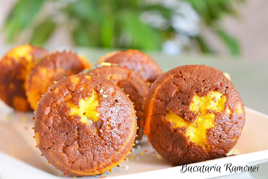 Cupcakes marmorate