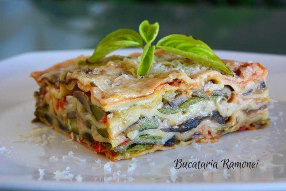 Lasagna vegetala