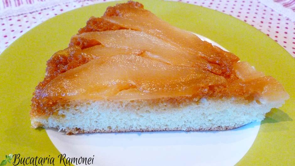 Tarta cu pere