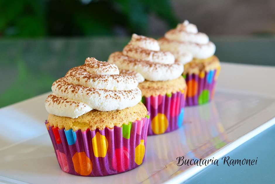 Cupcakes tiramisu