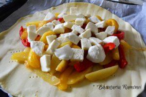 Tarta-rustica-cu-ardei-si-cartofi-d
