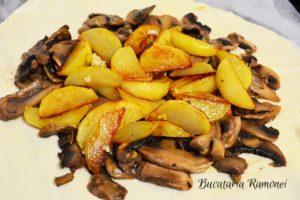 Tarta-rapida-cu-ciuperci-cartofi-c