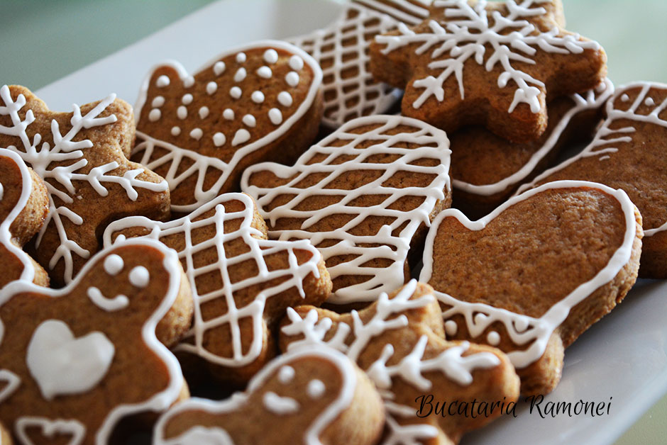 Gingerbread (turta dulce)