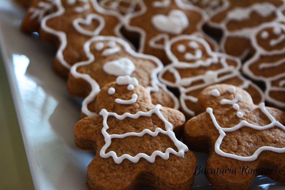 Gingerbread (turta dulce)