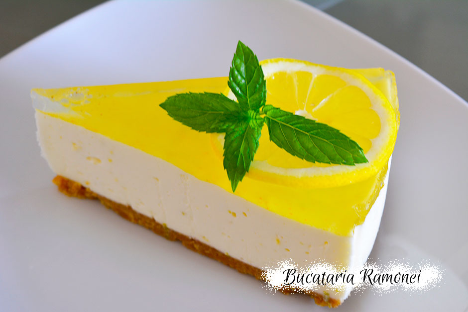 Cheesecake cu lamaie