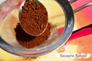 Prajitura cu cafea