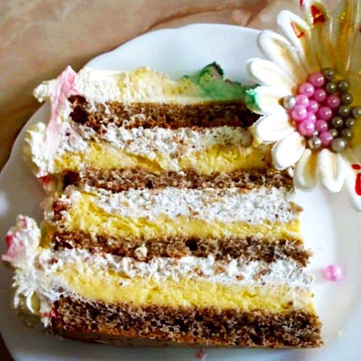 Tort egiptean cu nuci