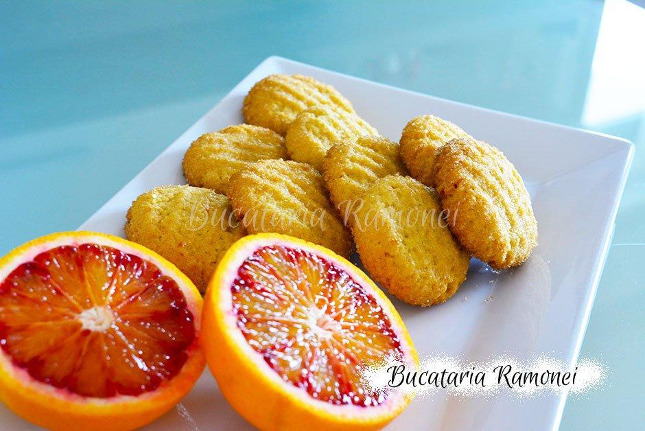 Fursecuri cu portocale fara unt